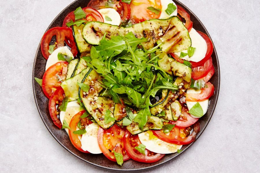Salade italienne : recette facile (4 étapes - 30 min)