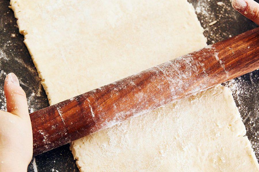 <pre>Pâte feuilletée