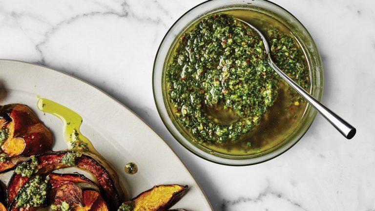 Sauce Ail-Herbes