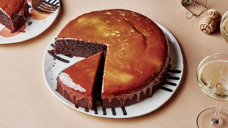 Gâteau Au Chocolat De Betterave