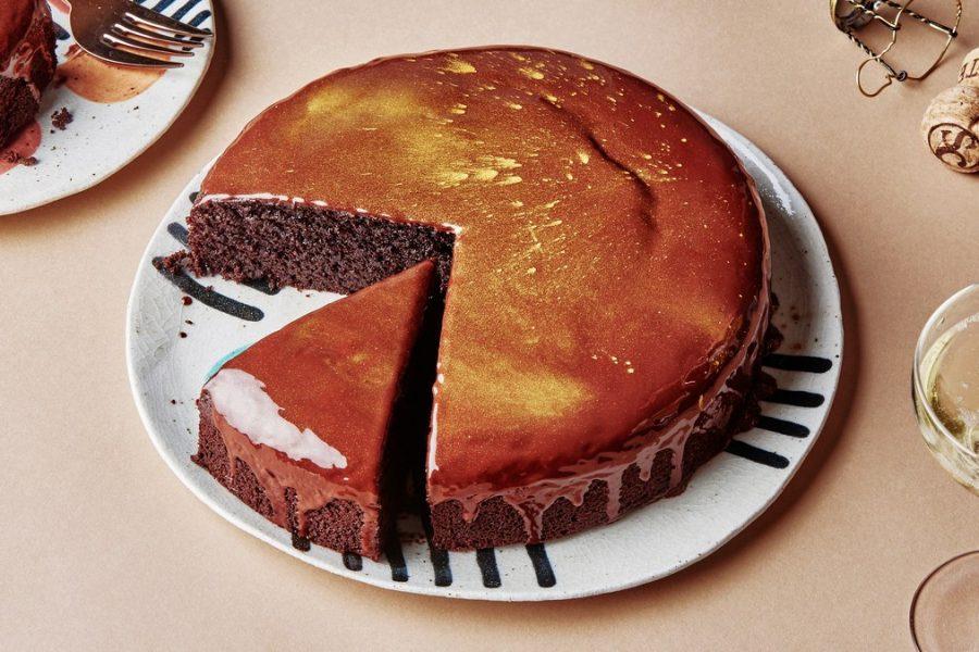 <pre>Gâteau Au Chocolat De Betterave