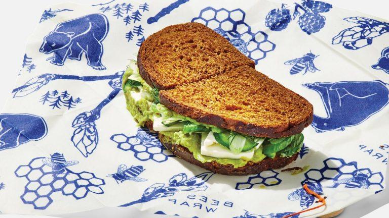 Sandwichs Verts et Haricots