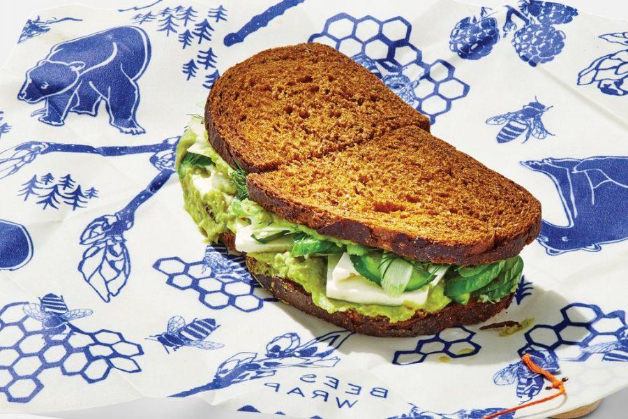 <pre>Sandwichs Verts et Haricots