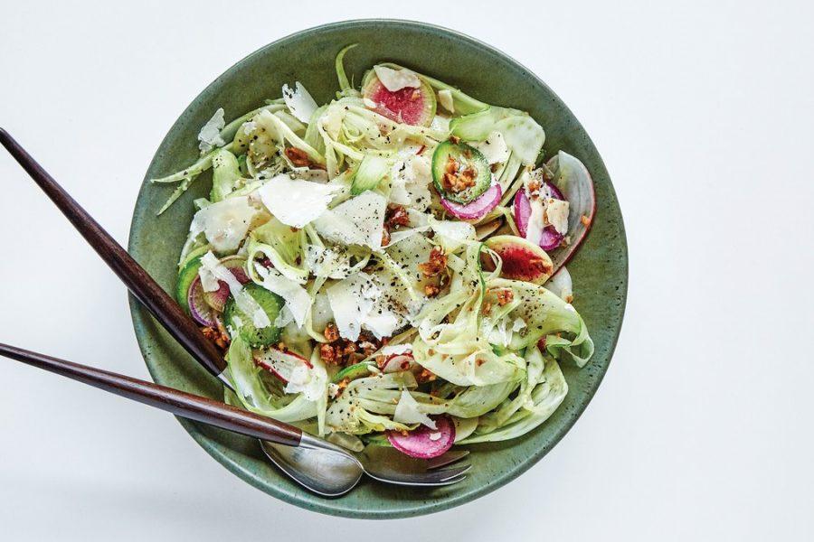 <pre>Salade d'eau glacée
