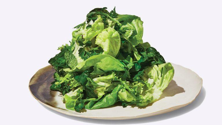 Salade de légumes du quotidien