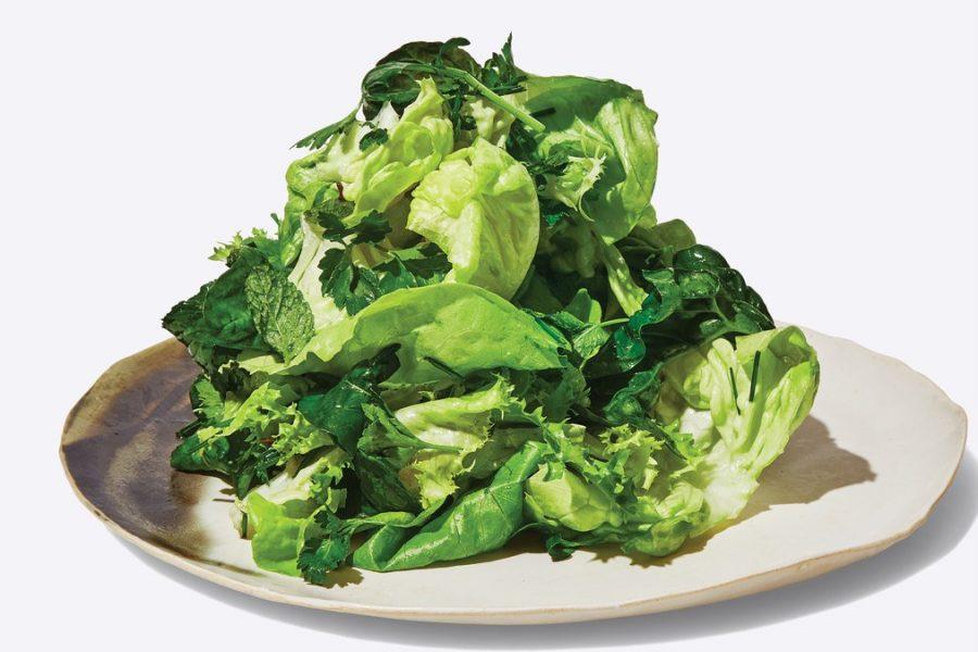 <pre>Salade de légumes du quotidien