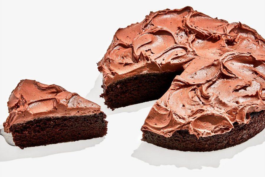 <pre>Le gâteau d'anniversaire au chocolat le plus facile