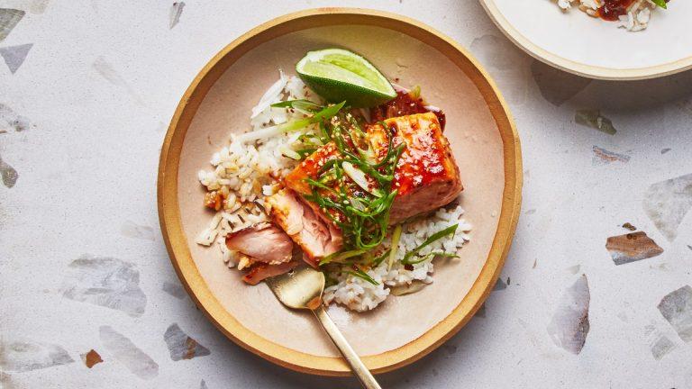 riz à sushis