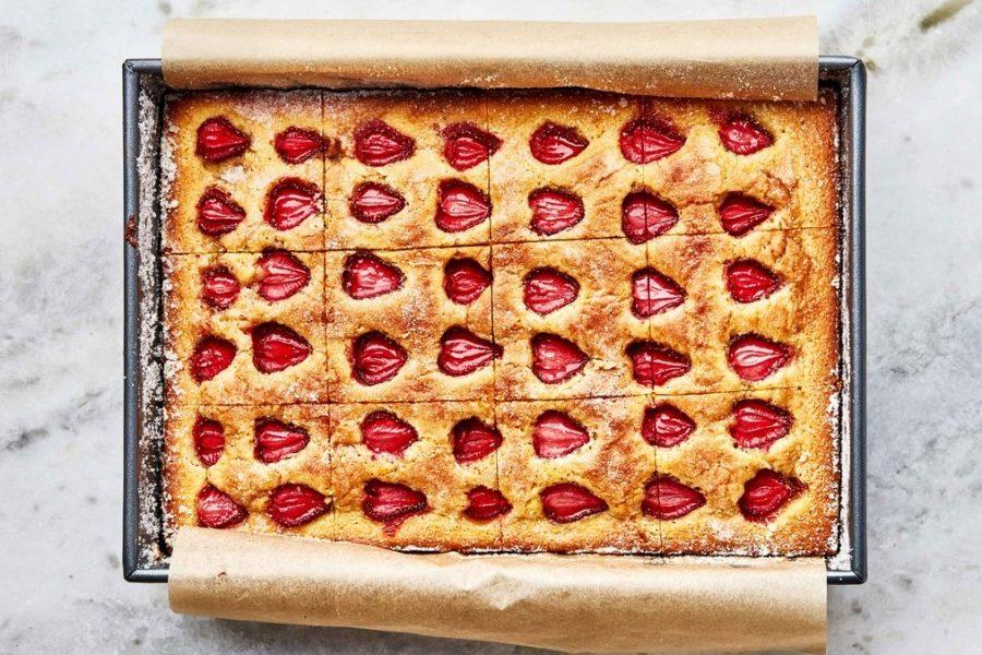 <pre>Gâteau À La Fraise
