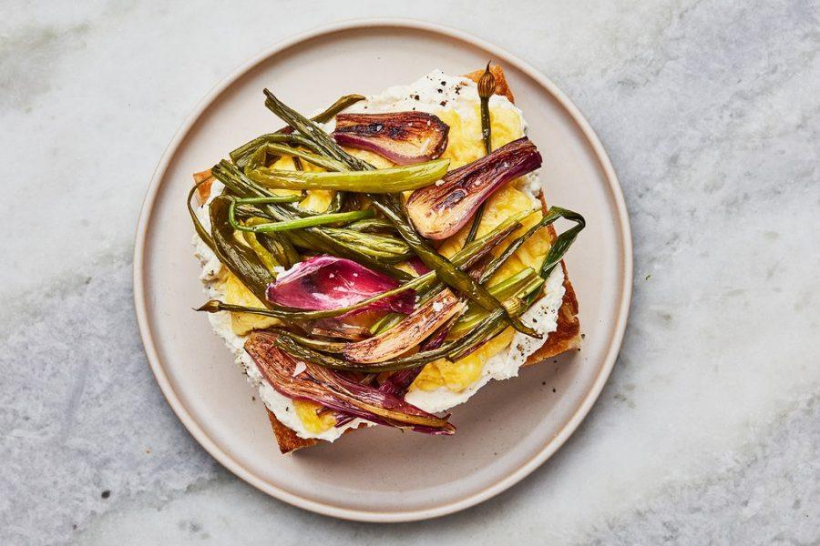 <pre>Le sandwich brouillé doux
