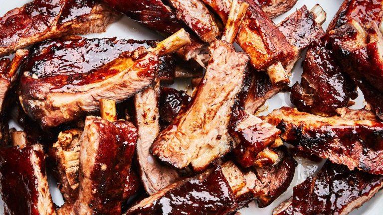 Côtes de porc chinois aux cinq épices