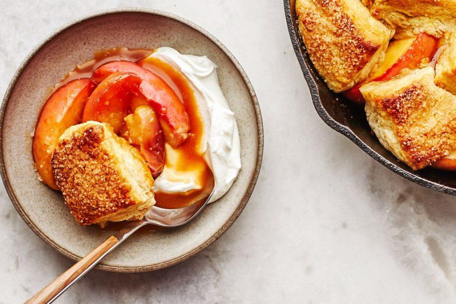 <pre>Cordonnier petit déjeuner pomme caramel