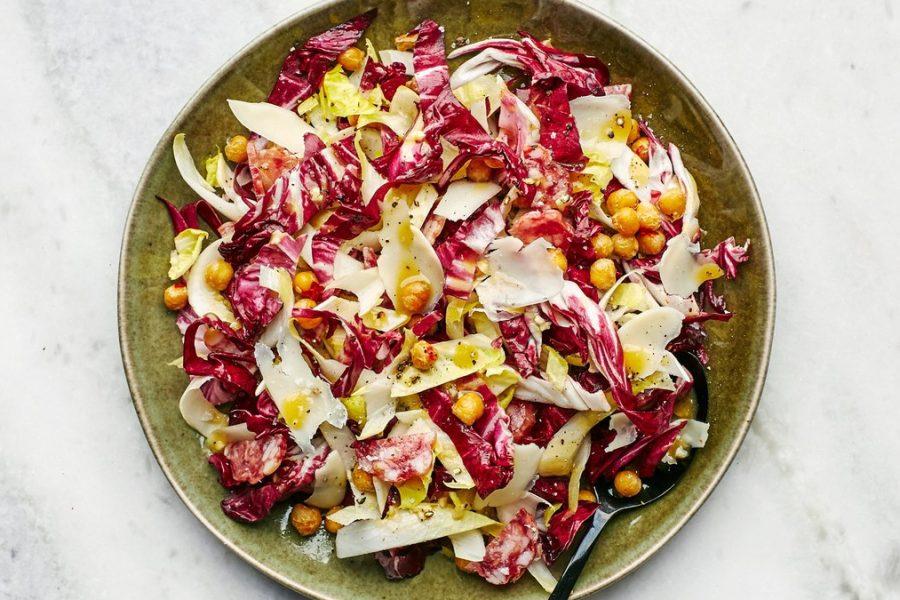 <pre>Salade italienne hachée