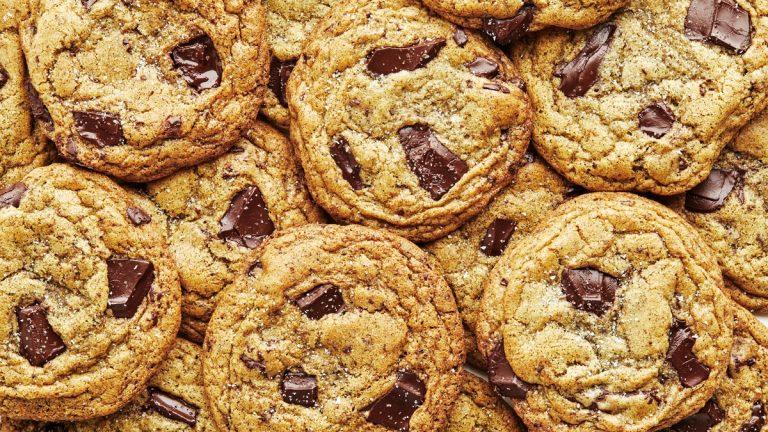 Biscuits au chocolat au sarrasin