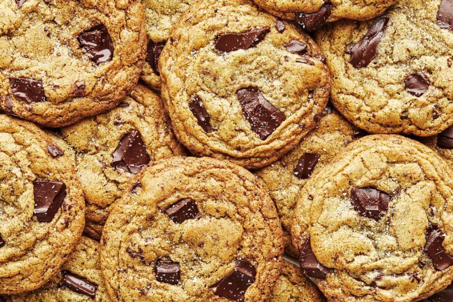 <pre>Biscuits au chocolat au sarrasin