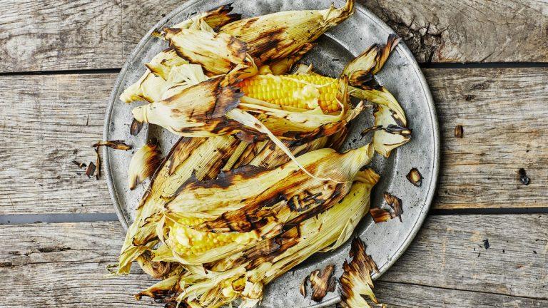 Maïs plus frais