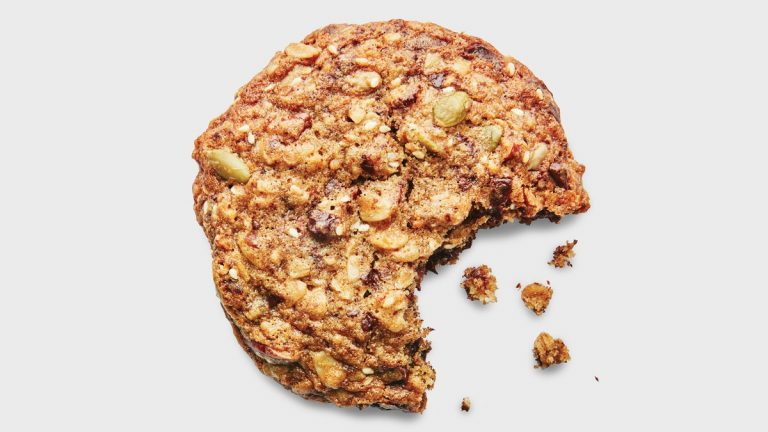 Biscuits aux pépites de chocolat et à l'avoine à tout moment