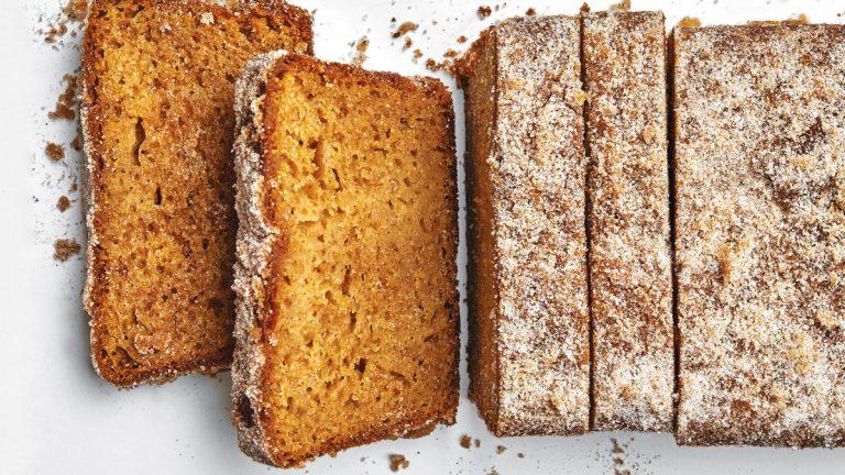 Gâteau aux beignets et au cidre