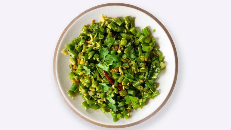 Haricots verts Palya