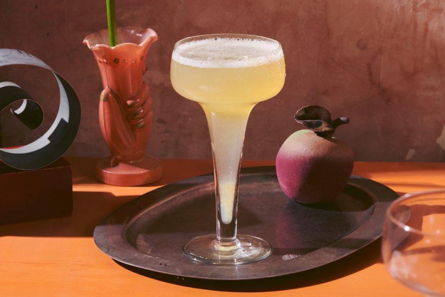 Cocktails au vin mousseux