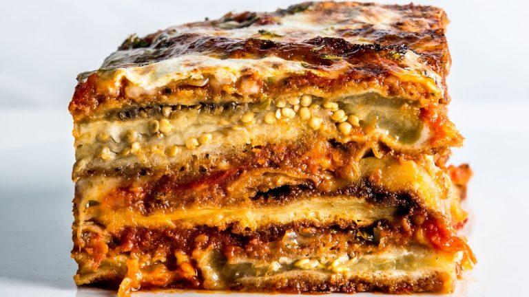 BA's Best Aubergine Parmesan