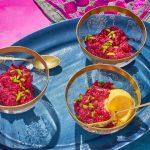 Betterave Halwa Aux Pistaches