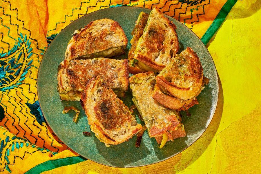 Sandwich de Bombay