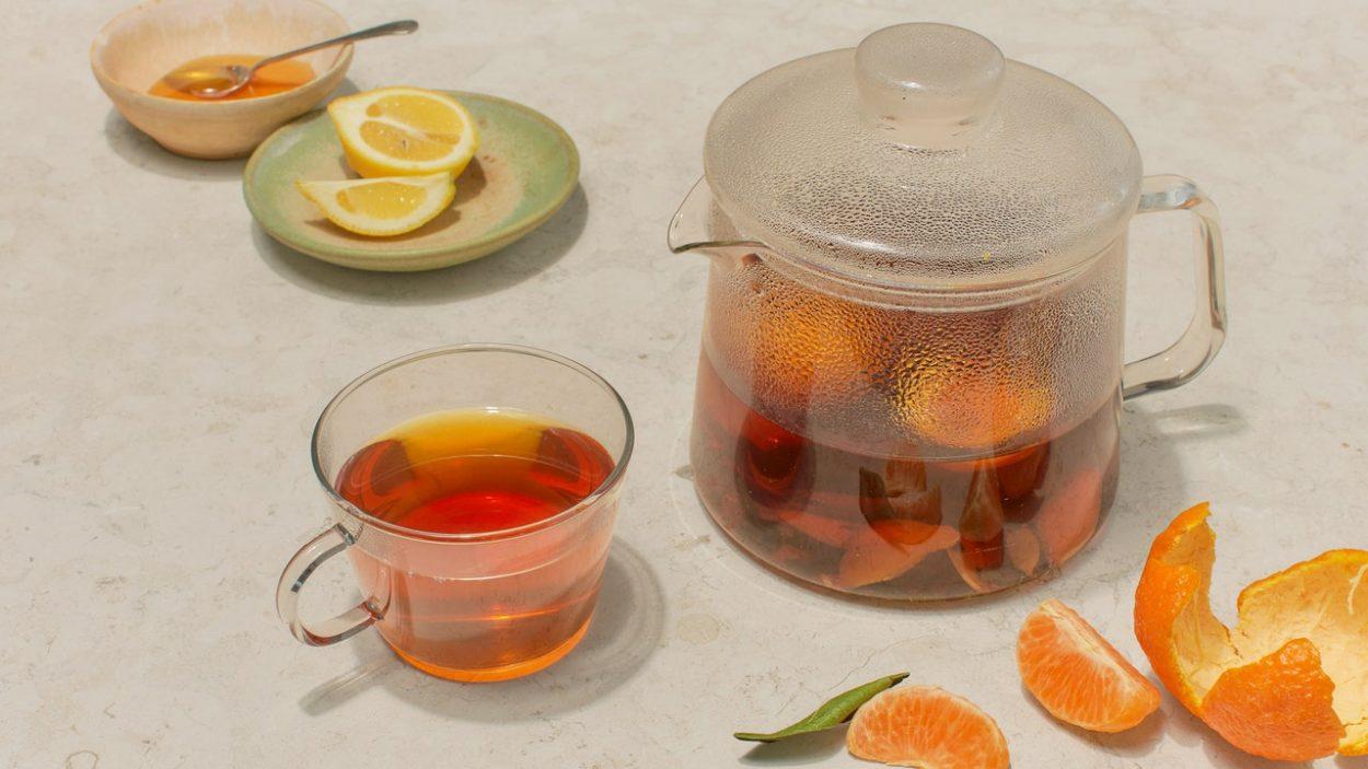 Chai à la peau d'orange