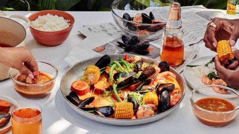 L'ébullition des fruits de mer ne devrait pas être aussi facile