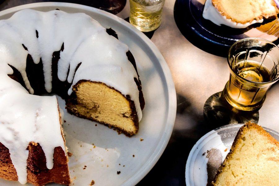 Gâteau quatre-quarts à la cannelle