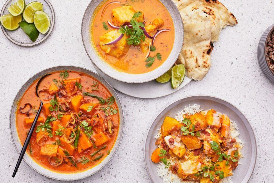 Curry à la noix de coco tout usage