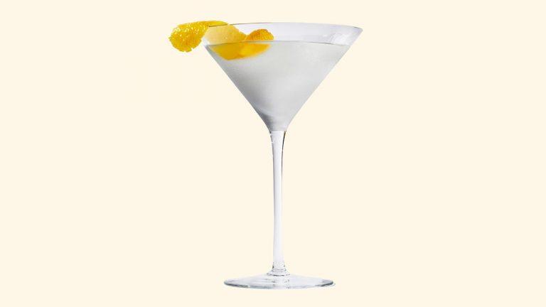 Le Martini de Stanley Tucci